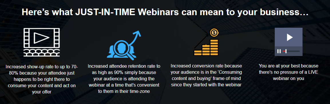 Webinar Works for your business when using Marketing Bugle's New Technology