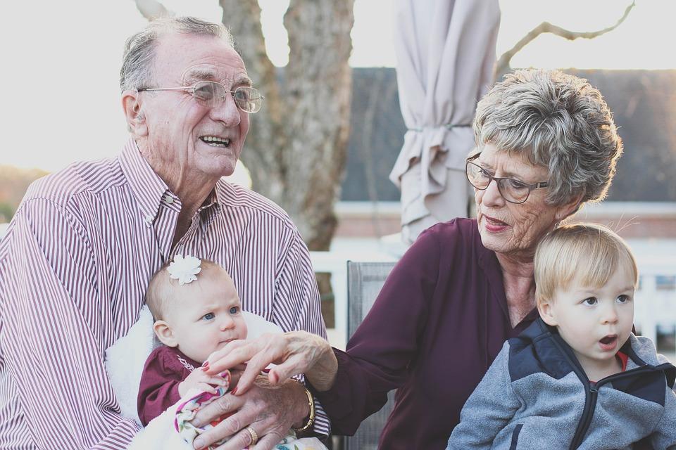 Grandparents online