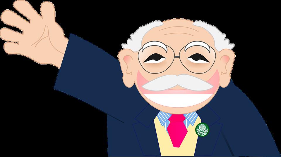 Older poeple love online marketing